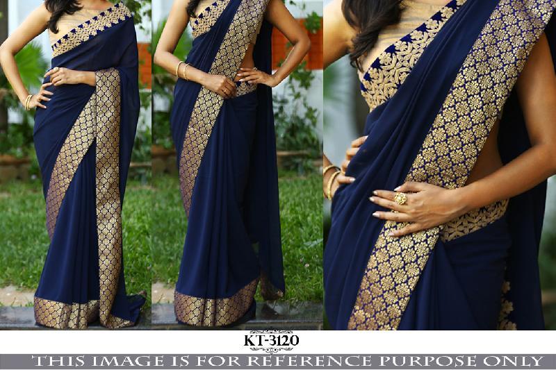 c57ec86bdd KT SAREE 6 3120 Manufacturer in Gujarat India by Omanksh Fashion ...