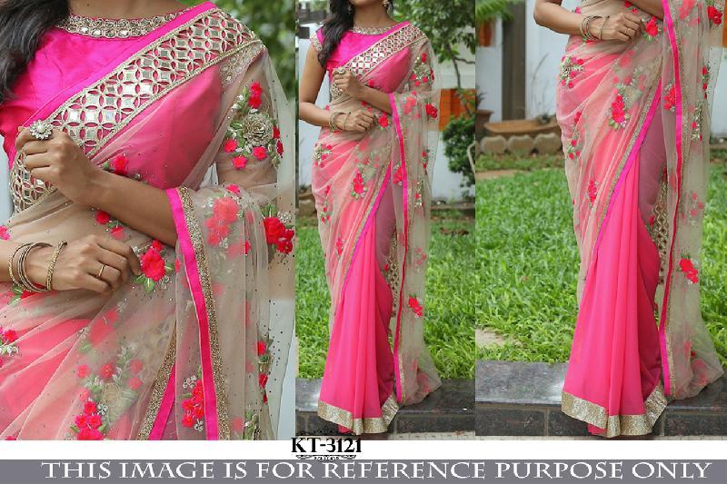 b325d89e67 KT SAREE 6 3121 Manufacturer in Gujarat India by Omanksh Fashion ...