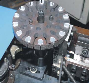 Insulation Paper Inserting Machine