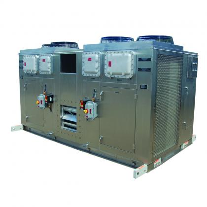 Pad Mount Package Air Conditioners