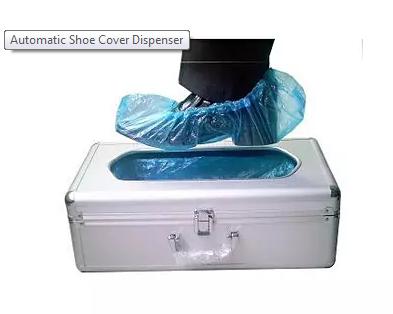 Automatic Shoe Cover Dispenser (LS-SCD-02)