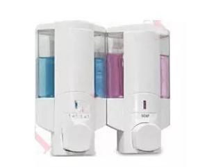 plastic liquid soap dispenser (LS-SD-06- Twin)