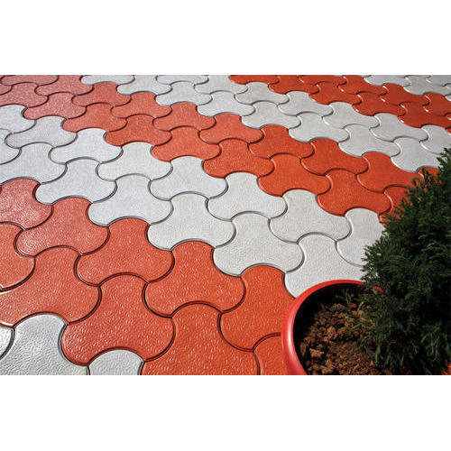 interlocking pavers block