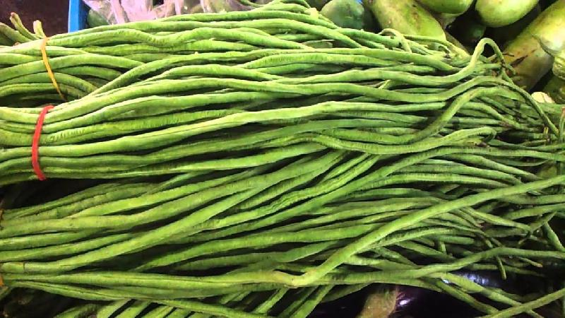 how to cook long beans