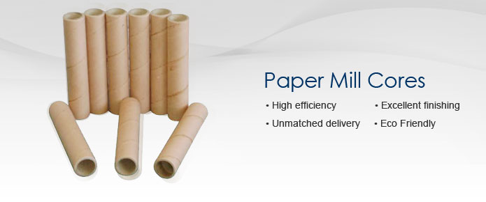 Paper Mill Cores Manufacturer in Tamil Nadu India by Fancy Tube