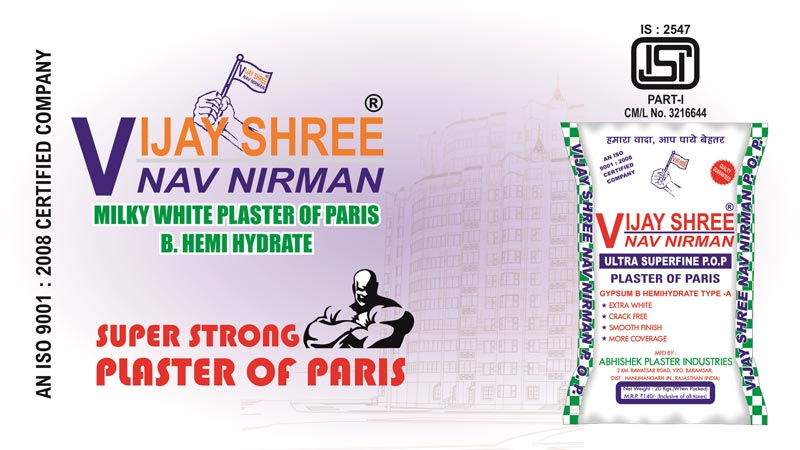 Vijay Shree Nav Nirman Plaster of Paris
