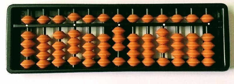 13 Rod Abacus (201)