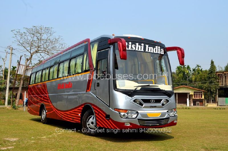 Luxury Bus Builder Manufacturer In Nagaon Assam India By Prakash Body Construction Company Id 3742804