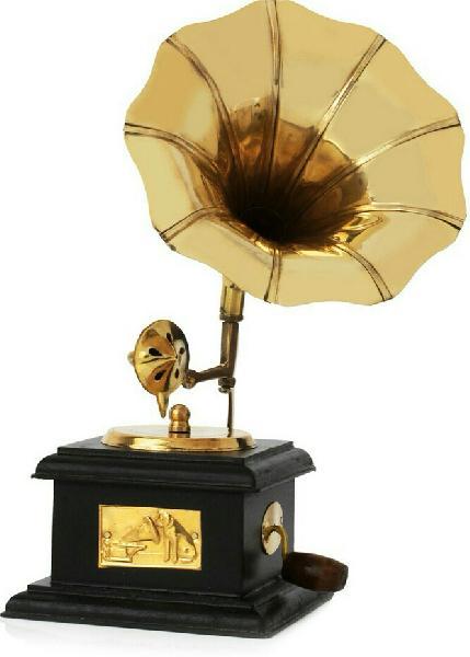 Gramophone Showpiece