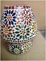 Mosaic Lamps