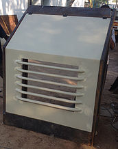 FRP MACHINERY COVERS