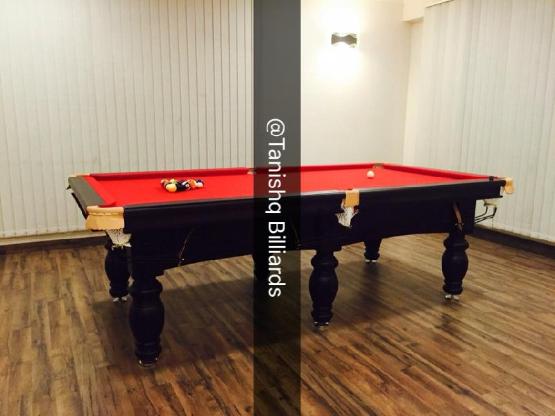 British Pool Table Manufacturer In Delhi India By Tanishq Billiards - British pool table