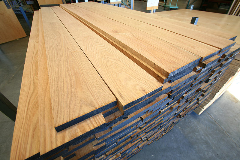 Oak Wood Lumbers