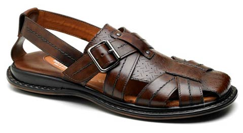 90460c0a1e2 Buy Men Leather Sandals from Atlex Exports