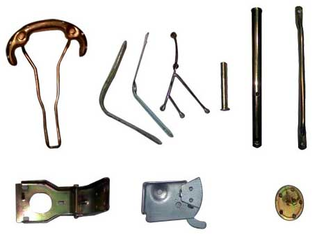 Fabricated Automobile Components