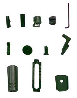 Machined Defence Components