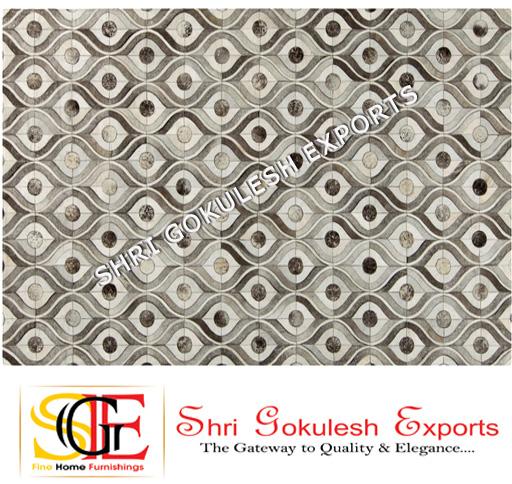 Cowhide Patchwork Rugs Canada Carpet Vidalondon