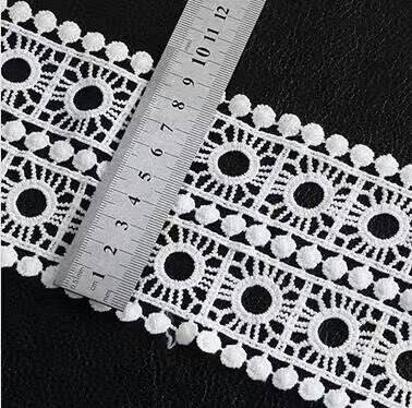 Ys10403 Crochet Lace Trim Exporters In Province China By Yourshine