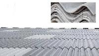 corrugated cement sheet