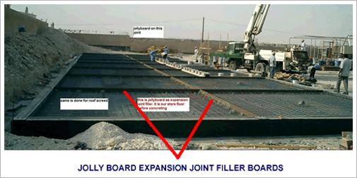 Expansion Joint Filler Board Manufacturer In Maharashtra
