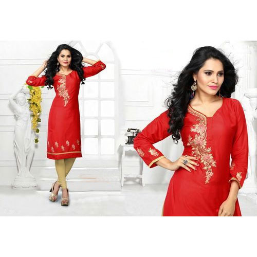 Ladies Full Sleeves Kurti