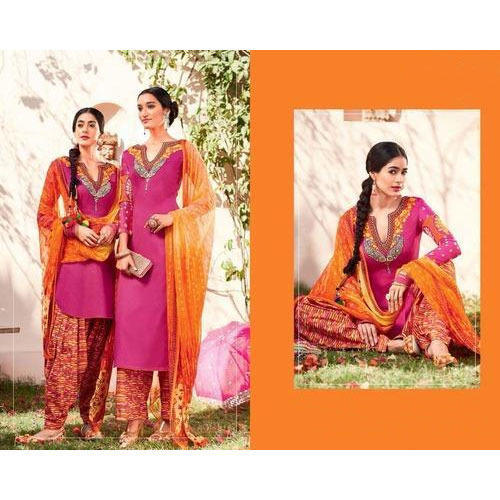Ladies Party Wear Salwar Suits