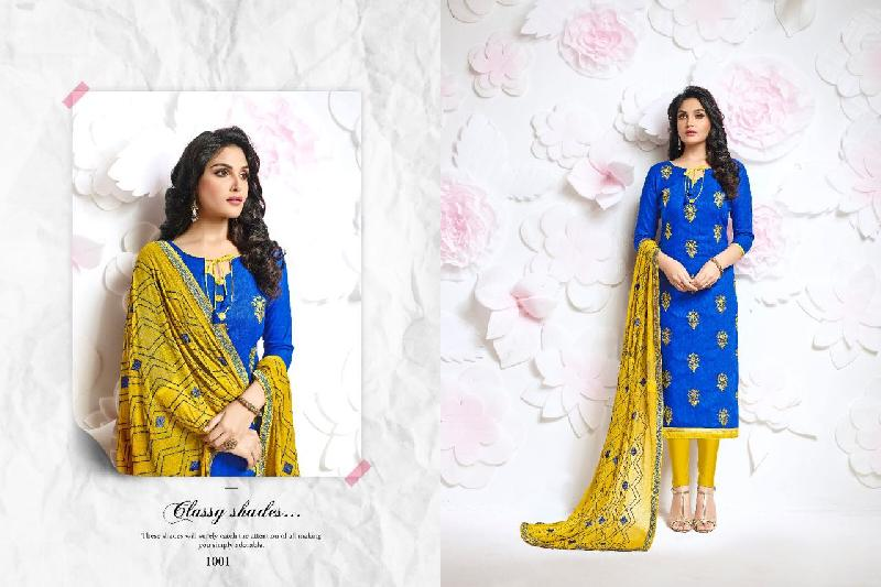Printed Jacquard Suits (S-014)