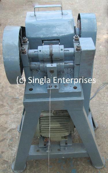 Cut Wire Shot Machine