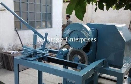 Radial Tyre Cutting Machine