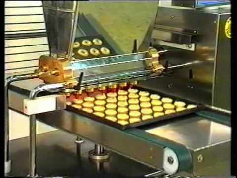 Bakery Food Making Machine