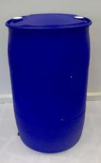 210 Liter Plastic Drum (220 LITRE BLUE MAUSER DRUM STANDARD)