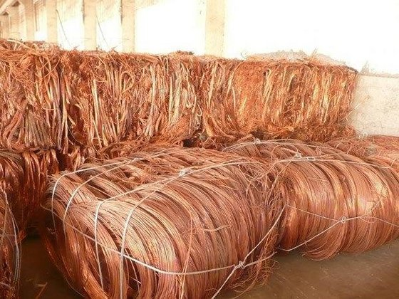 Copper Tape, Copper Wire Scrap
