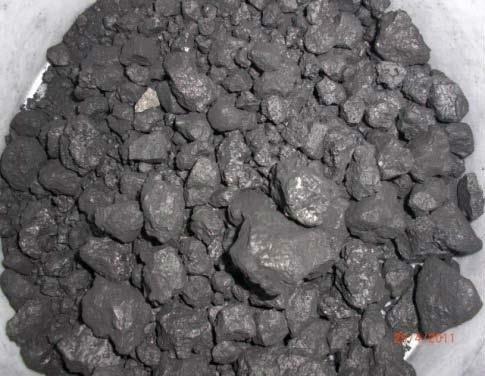 Calcined Petroleum Coke 1-5mm Low Sulfur