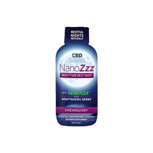 NanoZzz Dreamberry Flavor (NanoZzz shot approx.)