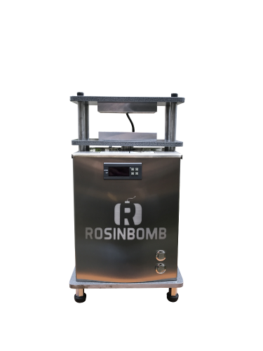 ROSINBOMB M-50 weighs Electric Rosin Press (M-50)