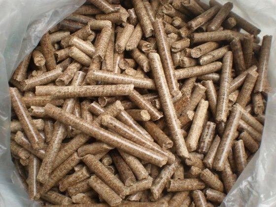 Wood Pellet (wood pellet)