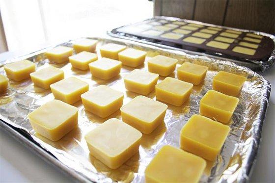 Yellow Refined Bee Wax