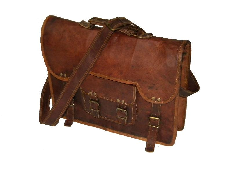 Mens Leather Bags (JMH45)