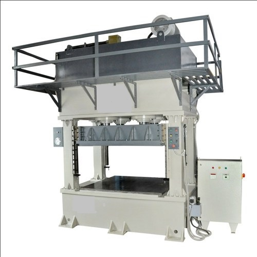H Frame Hydraulic Press Manufacturer in Haryana India by Ragnor ...