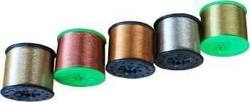 Multicolor Zari Thread