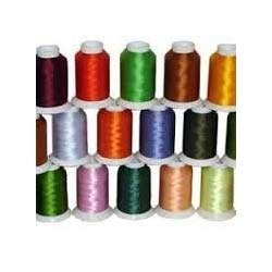 Colored Zari Yarn