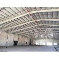 Warehouse Shade Fabrication