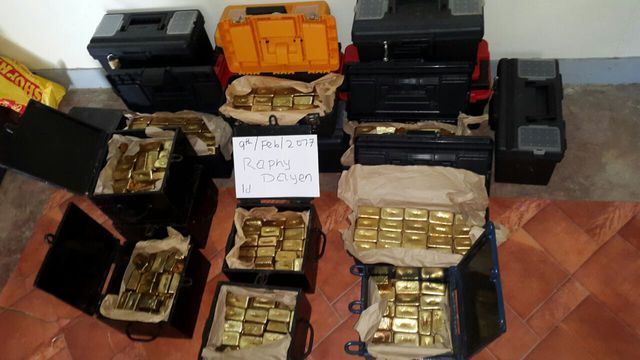 Gold-dore bars for sale Manufacturer in South Africa by Gold