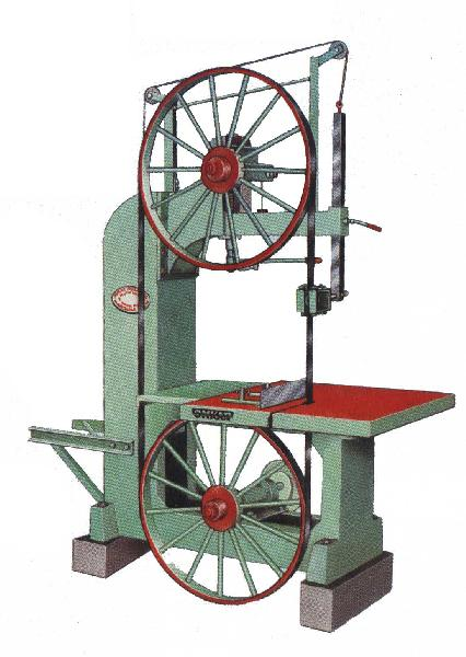 Vertical Bandsaw Machine (84615012)