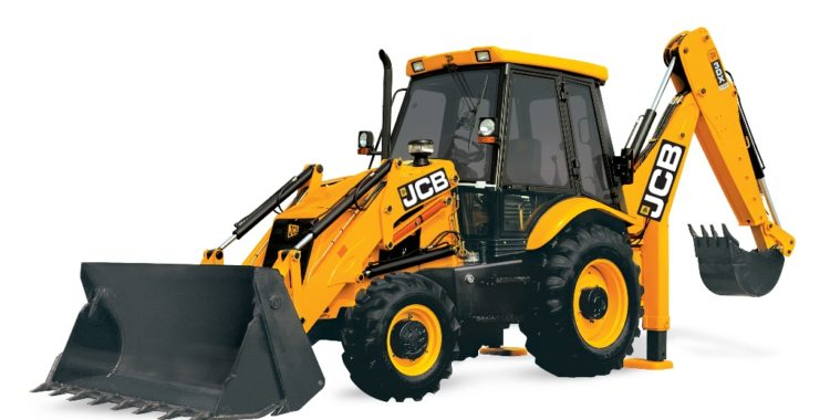 JCB 3DX Manufacturer in Uttarakhand India by D.D. Associates | ID ...