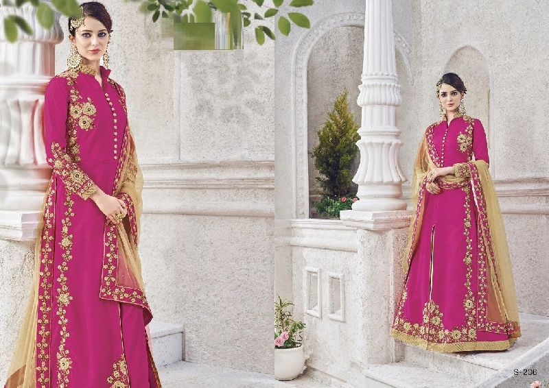 4f73abcf0a Mughal Style Designer Suit Manufacturer in Maharashtra India by ...