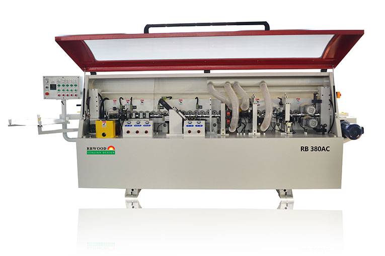 Edge Banding Machine, RB 380AC Manufacturer in China by
