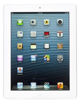 4th Generation Apple iPad