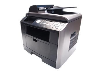 Dell LaserJet 1815dn printer