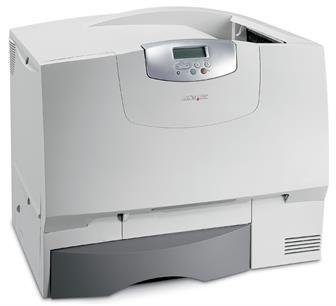 Lexmark C762dn printer